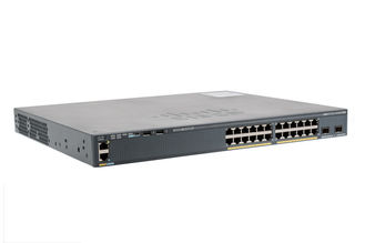 Chine WS-C2960X-24TD-L 10 Gigabit Ethernet Switch Cisco Catalyst 2960-X Series 24 Port usine