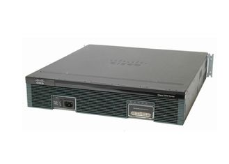 Original paquet CISCO2921-VSEC/K9 de sécurité de voix de routeur de gigabit de Cisco de 2921 séries
